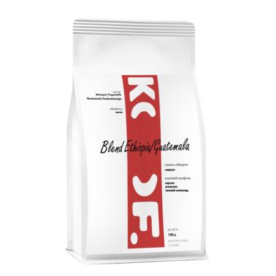 Кофе зерновой Blend Ethiopia Guatemala оптом