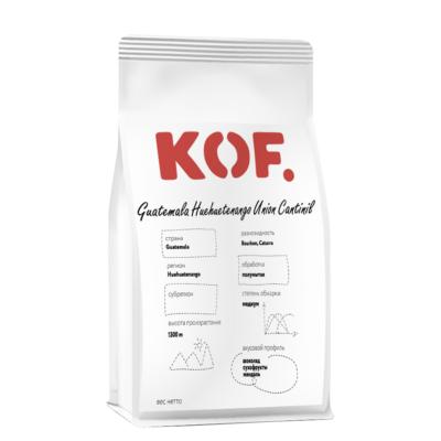 Кофе зерновой Guatemala Huehuetenango Union Cantinil оптом