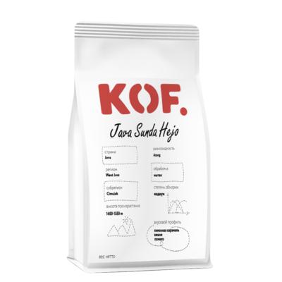 Кофе зерновой Java Sunda Hejo оптом